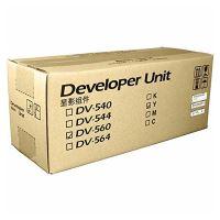 Developer Kyocera DV-560Y, yellow, originál