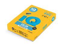 Barevný papír IQ LG 46 A4 160g olivově zelená 1bal/250ks