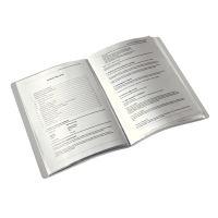 Katalogová kniha Leitz STYLE, 40 kapes, arkticky bílá 3
