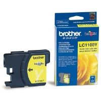 Cartridge Brother LC-1100Y, originál