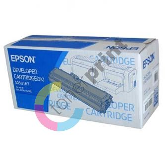 Toner Epson S050167 EPL 6200N originál 1