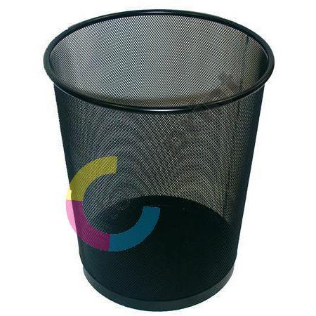 Odpadkový koš drátěný, černá, Victoria 1