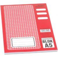 Bobo poznámkový blok A5, 50 listů, linka 3