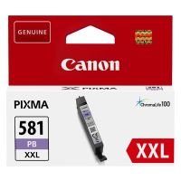 Cartridge Canon CLI-581PB XXL, 1999C001, photo blue, originál