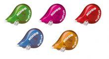 Koreční roller Kores Scooter 4,2mm x 8m, barevný