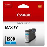 Cartridge Canon PGI-1500C, cyan, 9229B001, originál