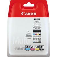 Cartridge Canon CLI-581, CMYK, 2103C005, originál