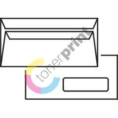 Poštovní obálka DL okénko samolepící/cena za 1000 ks 1