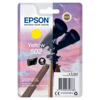 Cartridge Epson C13T02V44010, yellow, 502, originál