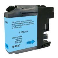 Cartridge Brother LC-225XLC, cyan, UPrint 2