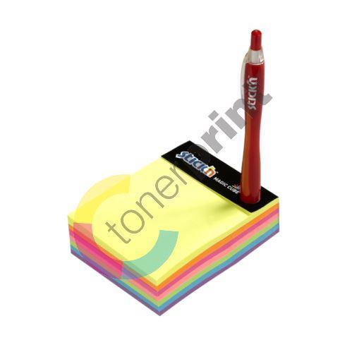 Samolepící kostka Stick n Magic 101x76 mm, 280 lístků 1
