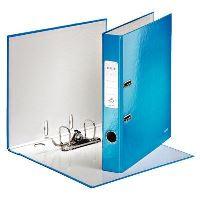 Pákový pořadač 180 Wow, modrá, 52 mm, A4, PP/karton, LEITZ 2