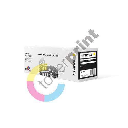 TB toner kompatibilní s HP CF542A, nová, Yellow 1