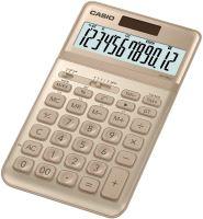 Kalkulačka Casio JW 200 SC, zlatá