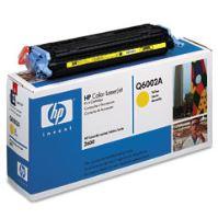 Toner HP Q6002A, yellow, 124A, originál 5