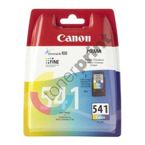 Cartridge Canon CL-541, color, CL541, 5227B004, originál 1