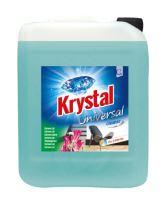 Krystal Univerzal, antibakterial, 5 litrů