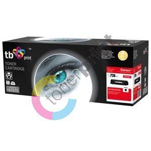 TB toner kompatibilní s Canon CRG-728, 3500B002, Bk, New 1