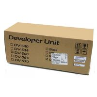 Developer Kyocera DV-560C, cyan, originál