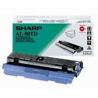Toner Sharp AL80TD, originál 2