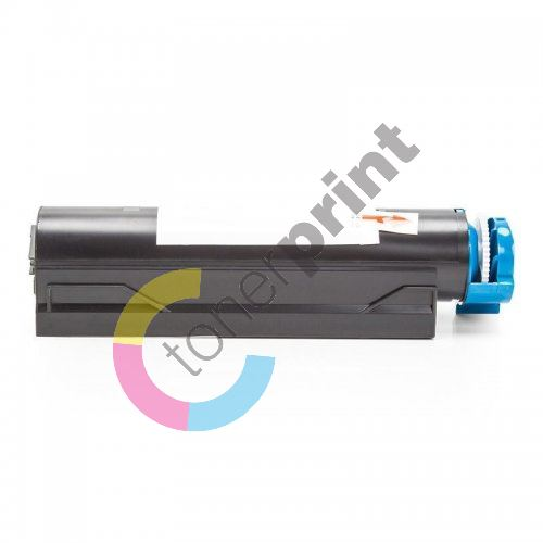 Toner OKI 45807106, black, MP print 1