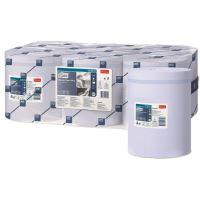 Tork papírová utěrka Plus, modrá, M2