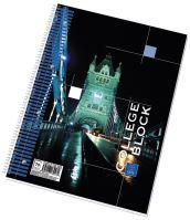 Blok A4 College blok, 70 listů, linka 2