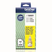 Cartridge Brother BT5000Y, yellow, originál