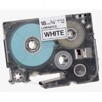 Páska Brother TZe-241 18mm  bílá 6