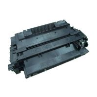 Toner HP CE255X, black, renovace