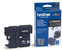 Cartridge Brother LC-980BK, originál