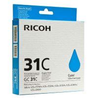 Cartridge Ricoh 405689, cyan, originál