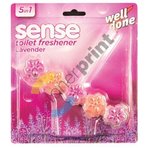 WD Sense WC blok 5 in 1 Lavender 1