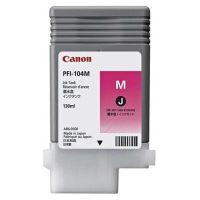Cartridge Canon PFI104M, magenta, originál