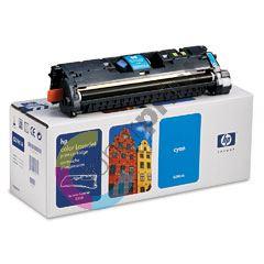 Toner HP Q3961A, cyan, originál 1