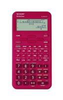 Kalkulačka Sharp EL-W531TLRD, červená
