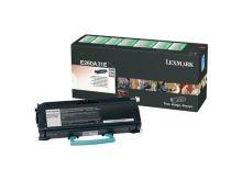 Toner Lexmark E260A31E, black, originál