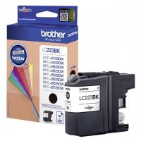 Cartridge Brother LC-223BK, black, originál
