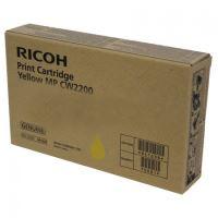 Cartridge Ricoh 841638, yellow, originál