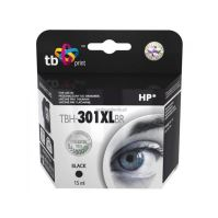 Cartridge HP CH563EE, No. 301XL, black, Uprint