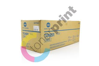 Toner Konica Minolta TN010, black, A0YT051, 02UF, originál 1