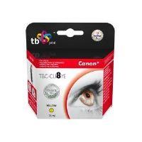 Cartridge Canon CLI-8Y + čip TB