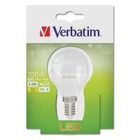 Verbatim LED 52641, E14, žárovka teplá,