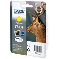Cartridge Epson C13T13044012, yellow, originál