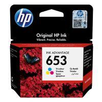 Cartridge HP 3YM74AE, color, No.653, originál
