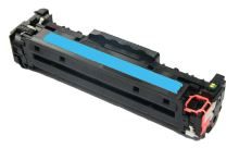 Toner HP CE411A, cyan, renovace