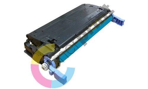 Toner HP C9721A renovace 1