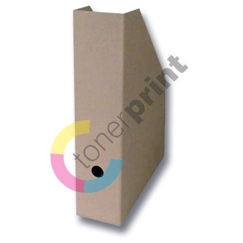 Archivní box na časopisy, natur 1