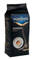 Káva Mövenpick Espresso, pražená, zrnková, 1000 g