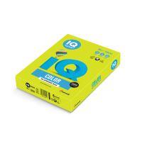 Barevný papír IQ NEOGN A4 80g fosforově zelená 1bal/500ks